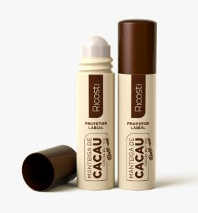 Protetor Labial com Manteiga de Cacau Roll-on