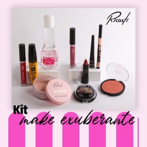 Kit Ricosti Make Exuberante