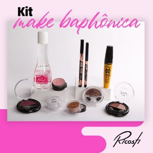 Kit Ricosti Make Baphônica
