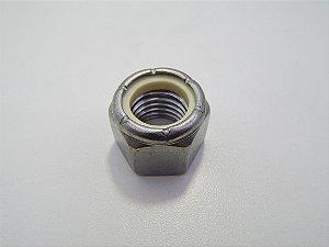 Porca Travante 1/2-12BSW Inox (Embalagem 4 peças)