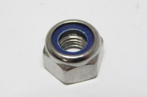 Porca Travante M5 Inox (Embalagem 50 peças)