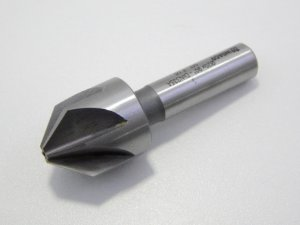 Escareador Haste Cilíndrica 90º X 20mm DIN 335 A - Indaço