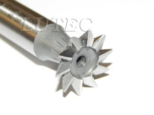 Fresa Angular Rabo de Andorinha 70º X 16mm DIN 1833 AH - Indaço