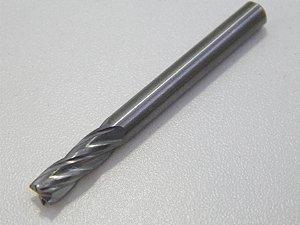 Fresa de Topo Metal Duro 4 Cortes 14mm - Indaço