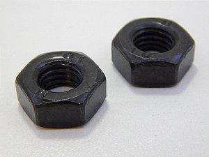 Porca Sextavada M10 Aço Classe 10 (Embalagem 50 peças)