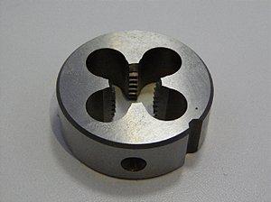 Cossinete Aço Rápido HSS M6 X 1,00 DIN 223-B - OSG