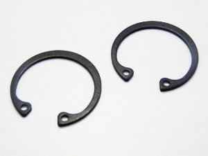 Anel Elástico Furo 502.025 25mm DIN472 (Embalagem 25 Peças)