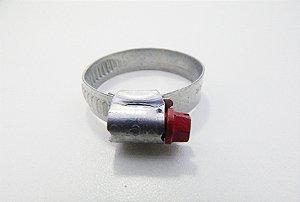 Abraçadeira Regulável PAB Suprens Aço Carbono 102-121mm Fita 9,0mm (Embalagem 4 peças)