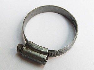 Abraçadeira Regulável MIF Suprens Inox 19-27mm Fita 9,0mm (Embalagem 4 peças)