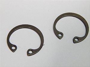 Anel Elástico Furo 502.042 42mm DIN472 Inox (Embalagem 10 Peças)