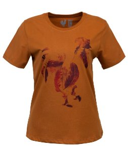 TSHIRT ESTAMPADA MADE IN MATO ROOSTER CURRY