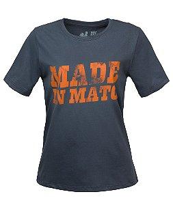 Tshirt Estampada Made in Mato Cominho