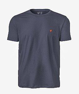 Camiseta Basic Chumbo Careca
