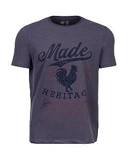 Camiseta Estampada Made in Mato Heritage Chia