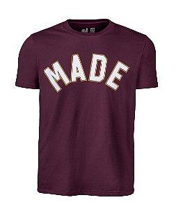 Camiseta Estampada Made in Mato Cravo