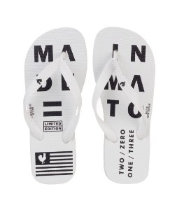 Chinelo Made in Mato Branco Flag