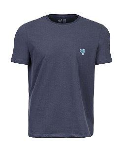 Camiseta Basic Chumbo Made in Mato