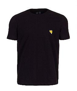 Camiseta Basic Preta Made in Mato