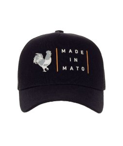 Boné Made in Mato Trucker - Outside