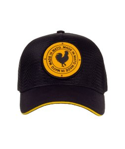 Boné Made In Mato Trucker Rooster