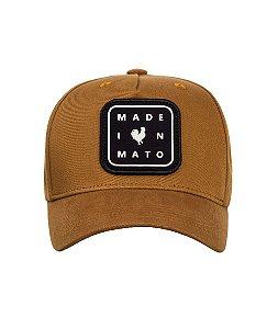 Boné Made in Mato Snap Goat