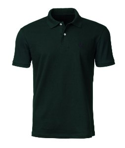 Camisa Polo Made in Mato Masculina Verde Musgo