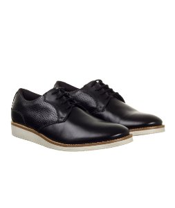 Sapato Masculino Made in Mato Casual Naturalle Preto