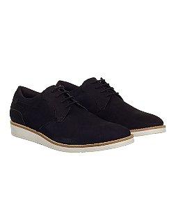 Sapato Masculino Made in Mato Casual Naturalle Nobuck Preto