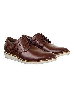 Sapato Masculino Made in Mato Casual Naturalle Conhaque