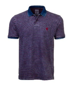 Polo Masculina Made in Mato Premium Multi Lavagens