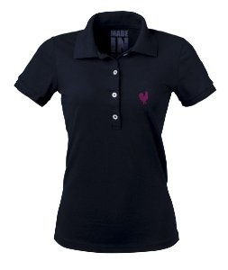 Camisa Polo Feminina Made in Mato Marinho