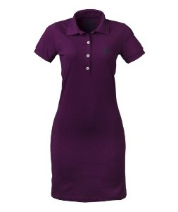 Vestido Polo Piquet Made in Mato Roxo