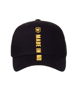 Boné Made in Mato Snapback Yellow