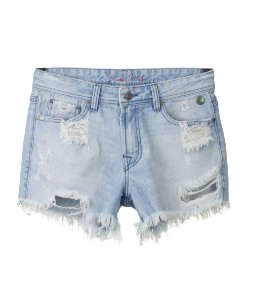 Short Jeans Feminino Made in Mato Destroyed