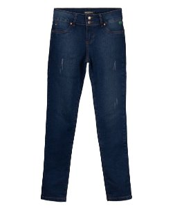 Calça Jeans Made in Mato Feminina Skinny