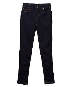 Calça Jeans Made in Mato Feminina Skinny Lisa