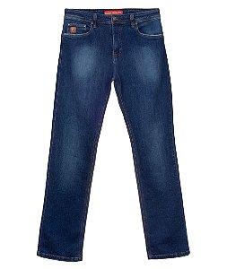 Calça Jeans Masculina Made in Mato Modelo Cowboy Cut