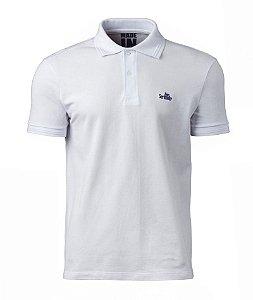 Camisa Polo Bem Sertanejo Branca