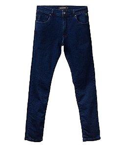 Calça Jeans Masculina Made in Mato Lavagem Escura