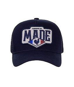 2f410792f4 Boné Made in Mato Blue France
