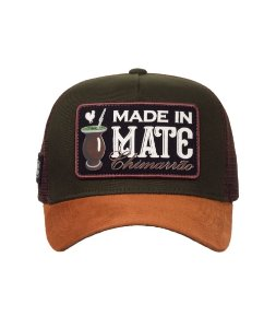 Boné Made in Mato Trucker Mate
