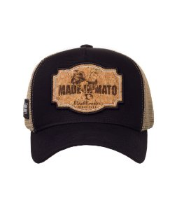 Boné Made in MAto Trucker Cortiça