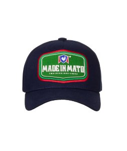 Boné Made in Mato SnapBack Green Infantil