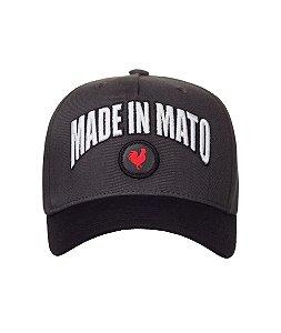 Boné Made in Mato Snapback Gratife