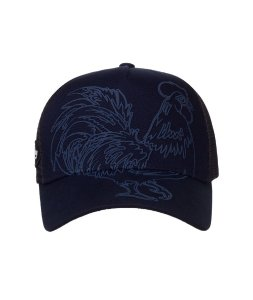 Boné Made in Mato Trucker Expansion Blue