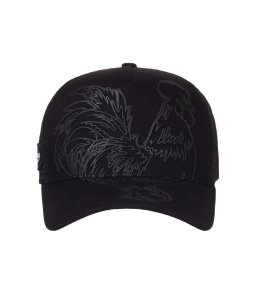 Boné Made um Mato Trucker Expansion Black