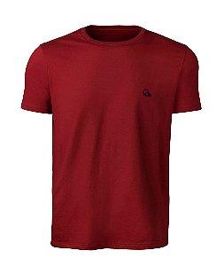 Camiseta Básica Vermelha índio