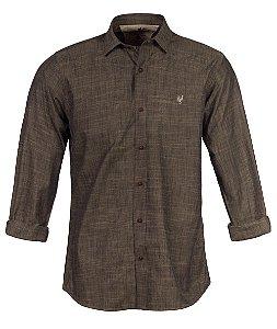 Camisa Made in Mato Masculina Xante Terra