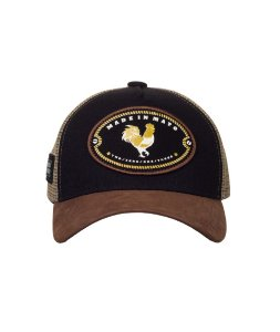 Boné Made in Mato Trucker Nobuck Infantil