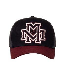 Boné Made in Mato Snapback M&M Black